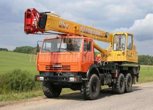 Автокран Аренда автокрана 25 и 20 тонн