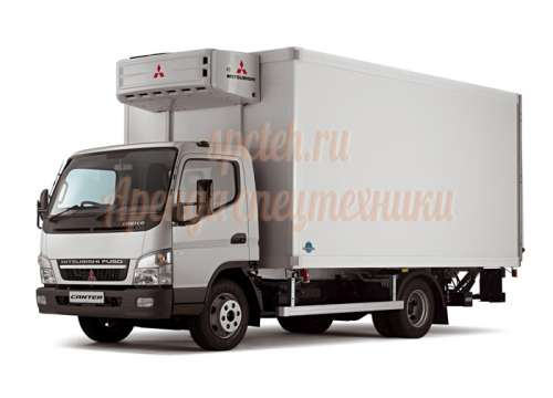 Рефрижератор Iveco Daily