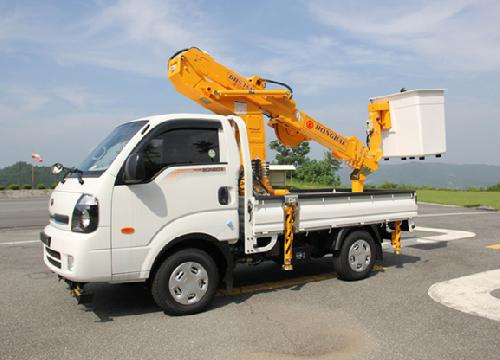 Автовышка donghae 14 метров